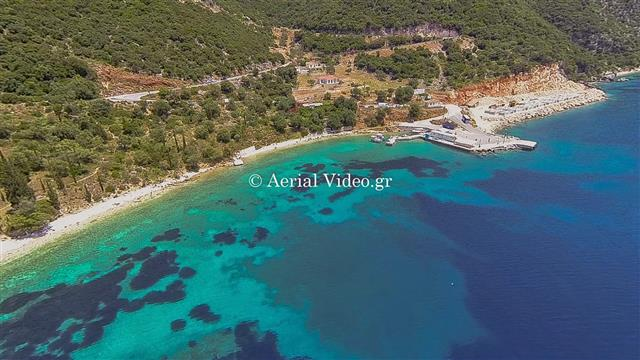 photos ithaki aerial
