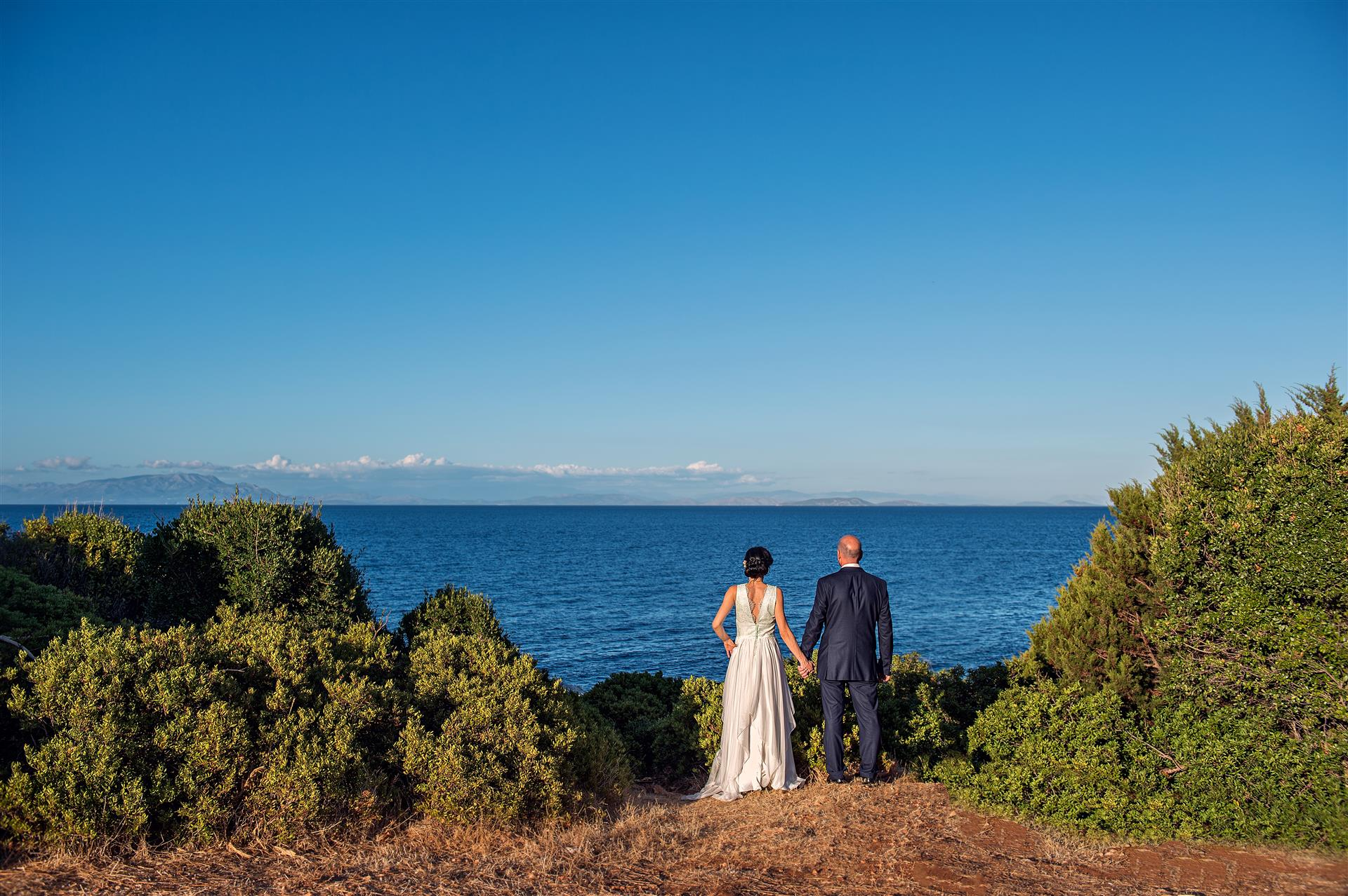 wedding photographer ithaki