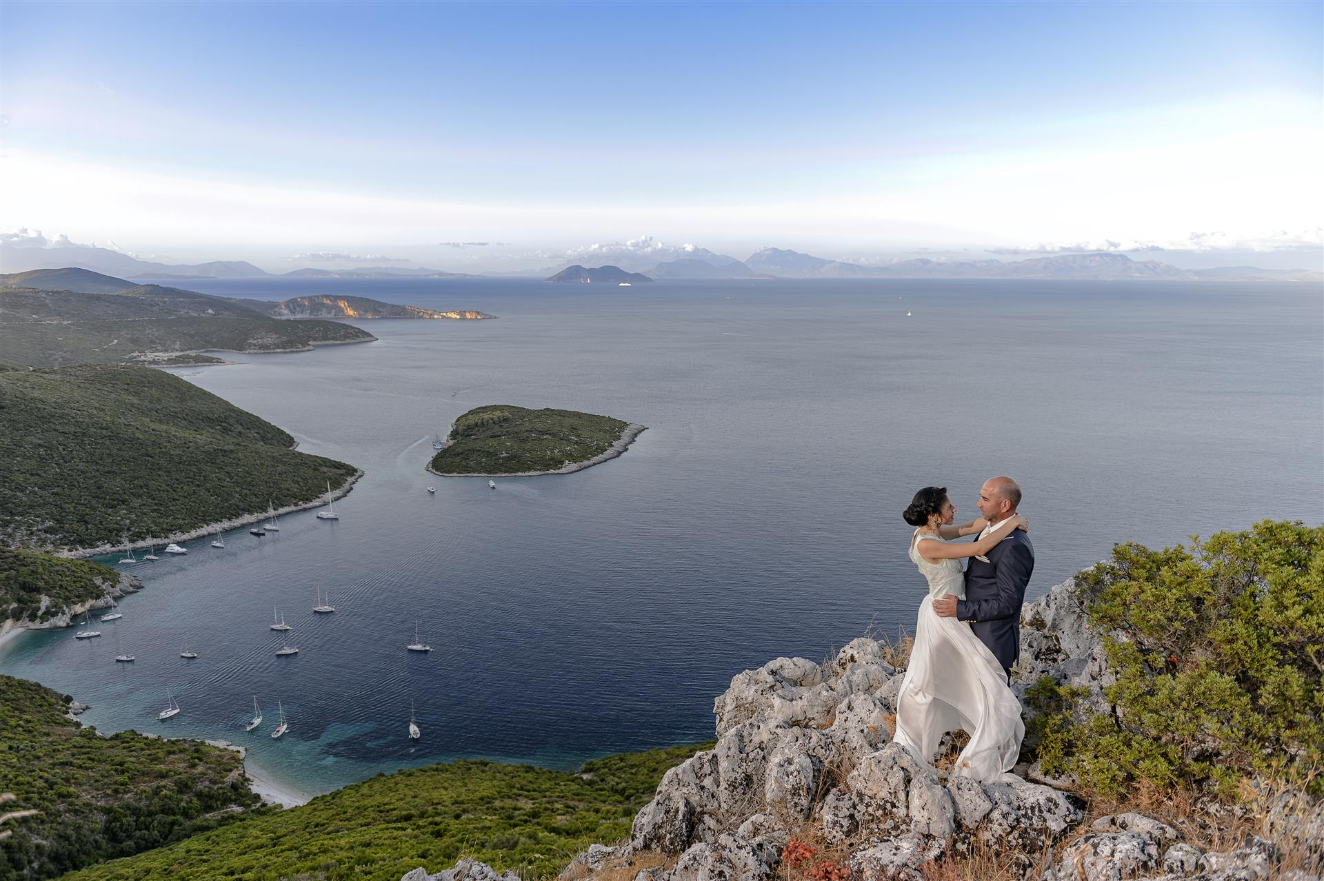 wedding photography ithaki