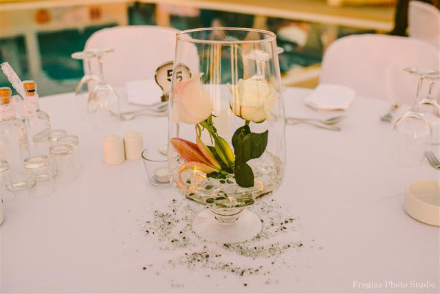 kefalonia wedding retro
