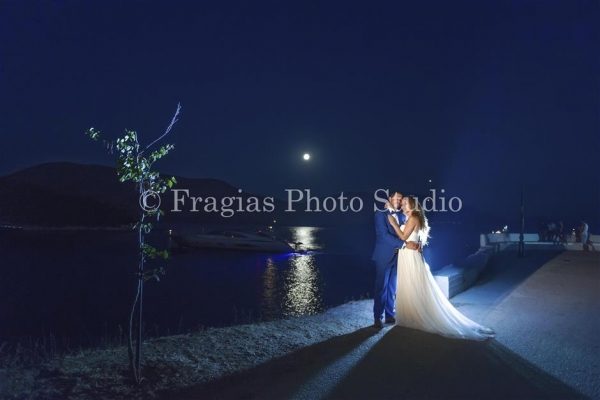 Photographer Wedding in Fiskardo