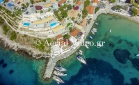 Aerial photography in Assos Kefalonia